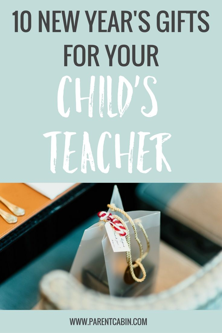 10 Gifts For Teachers This New Year (That They'll Actually ...