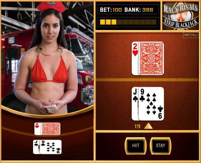Strip blackjack alisandra