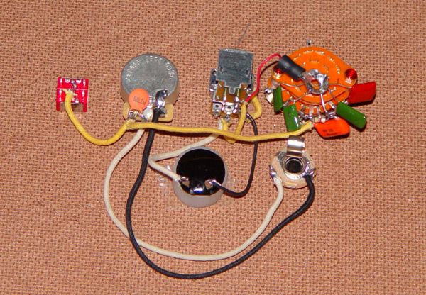 Stinger Wiring Harness