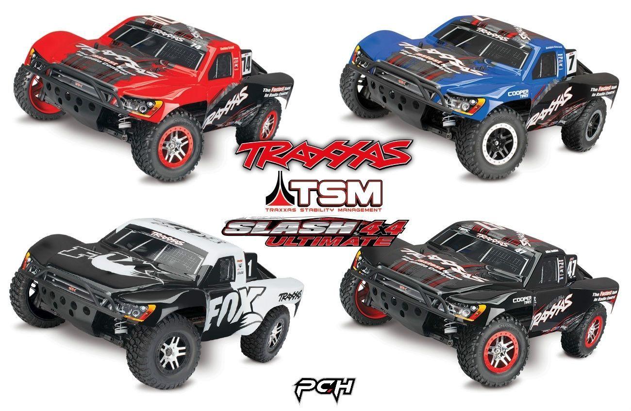 4x4 car toys  Traxxas Slash x Ultimate LCG Short Course Racing Truck OBATSM
