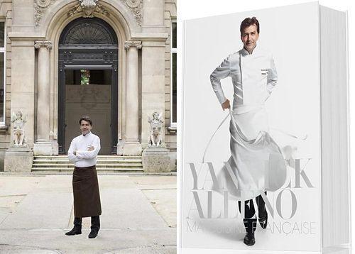 French Chef Yannick Alleno Unleashes 1200 Page Cookbook Ma Cuisine