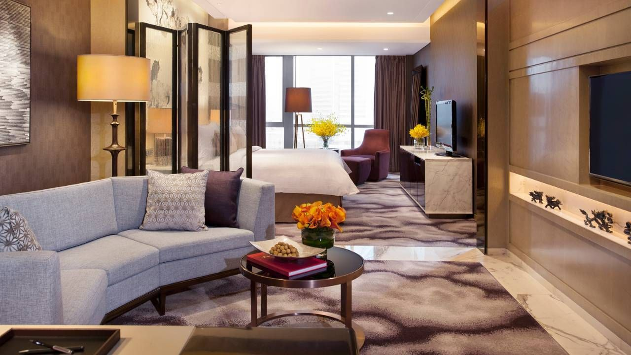 Accommodation details seoul luxury hotel accommodations rooms - Find This Pin And More On Guestroom Suites Bedroom By Jonasnck