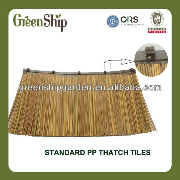 Plastic Thatch Roof Sheet 1 Lifetime 10 Years 2 Patented Products 3 Eco Friendly Durablelight Weight Plastic Roof Tiles Patented Products Thatched Roof
