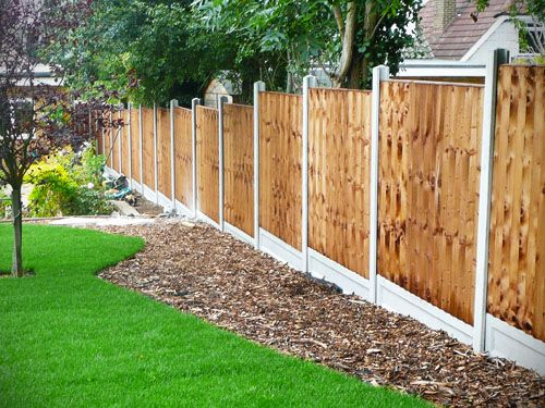 Simple Garden Fence Ideas backyard landscaping ideas Fence Ideas Google Search
