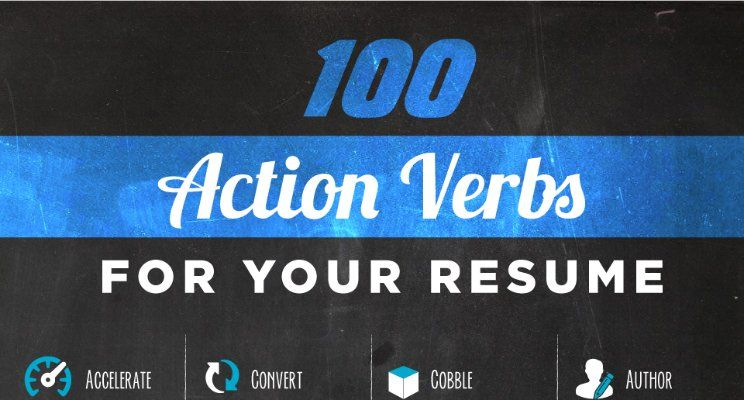100 Action Verbs for Your #Resume Jessica H Hernandez - executive resume writers