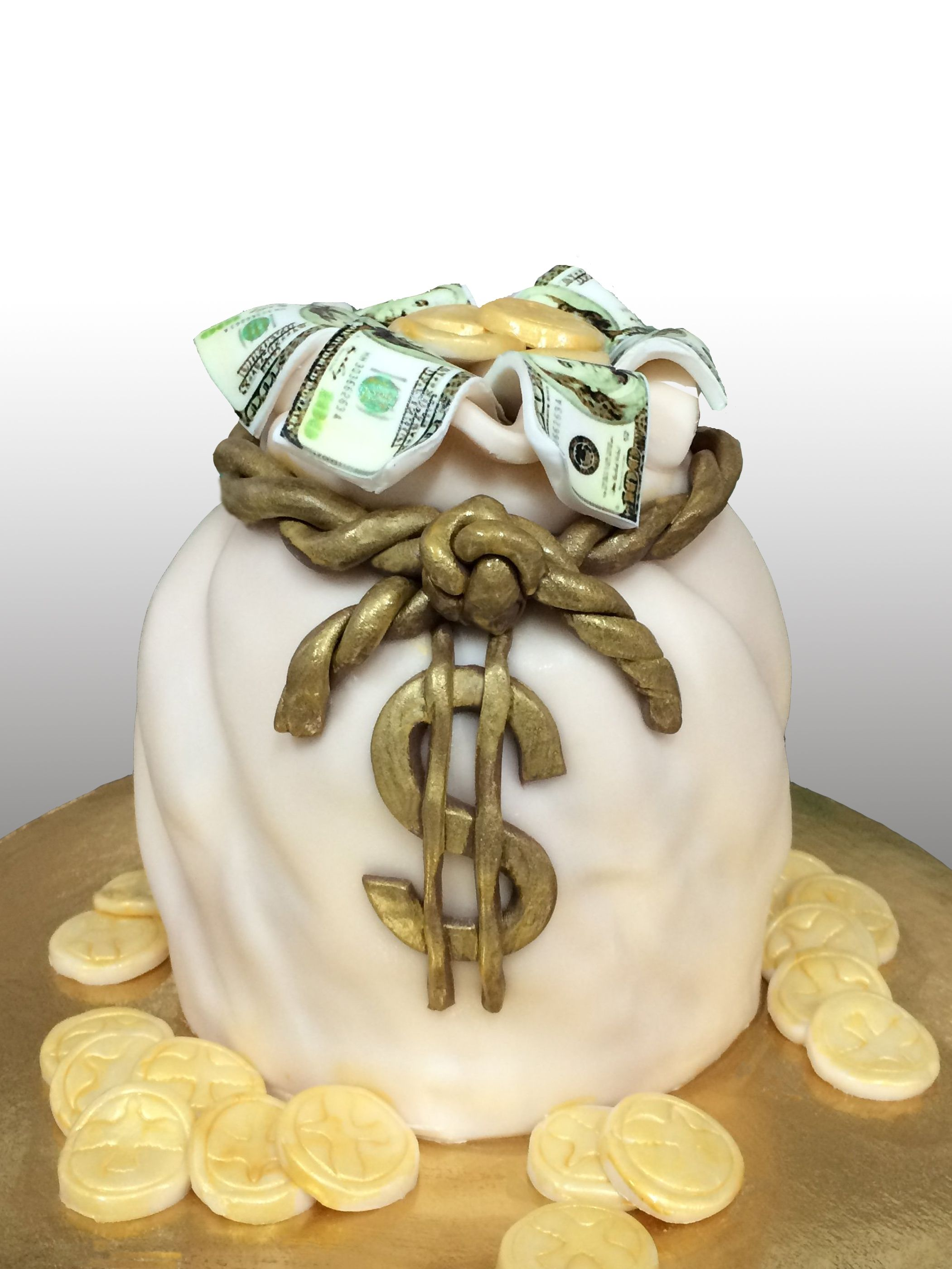 торт для мужа дом с деньгами фото начнете