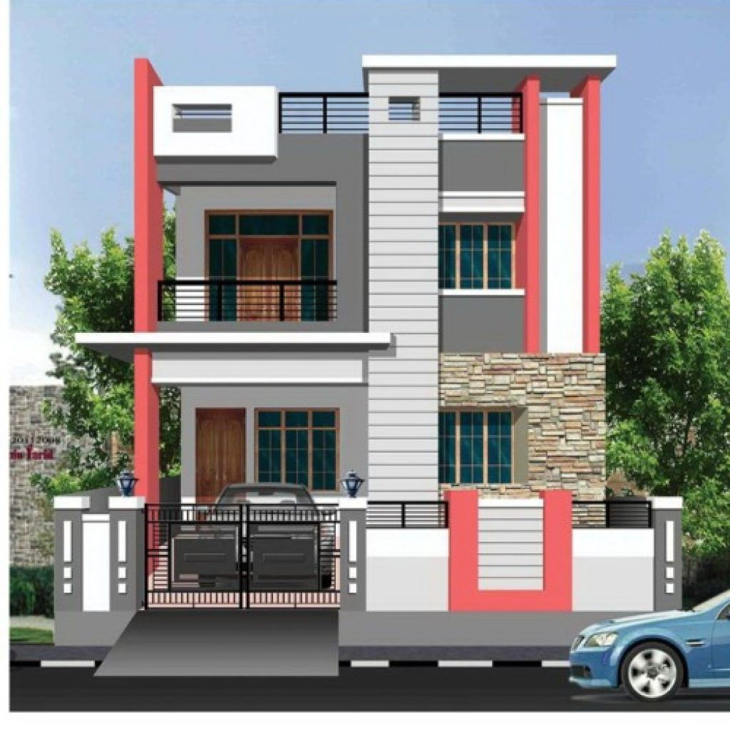 Pin By Abhijay Janu On Homes: Wow ! Ini Dia Model Rumah Minimalis 2 Lantai Paling Keren