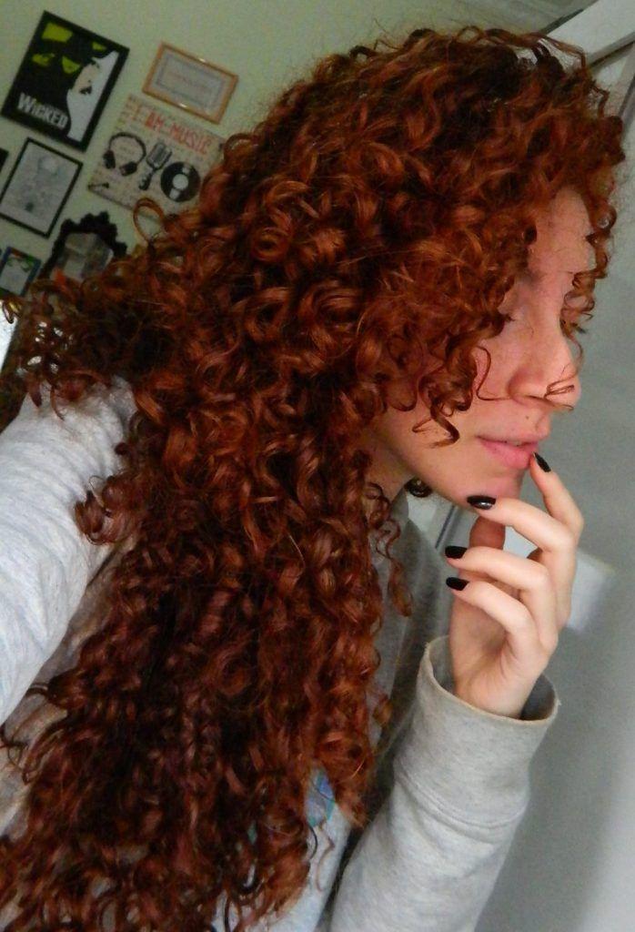 Cabelo Cacheado Henna Oxidado Giovanna Oaken
