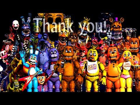 Reaction S Five Nights At Freddy GIF