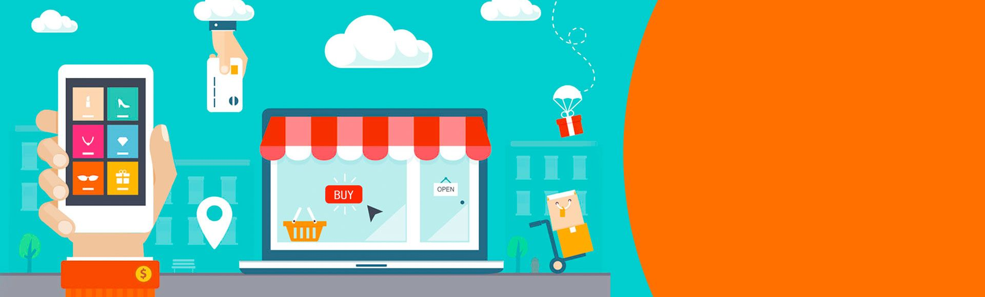 E commerce background images - A Popular Ecommerce Software Can Help Your Website To Get Huge Global Presence It Can