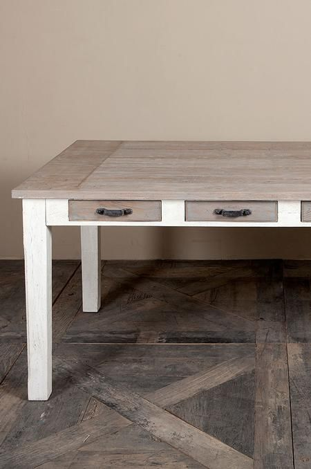 Riviera Maison Vancouver Island Dining Table