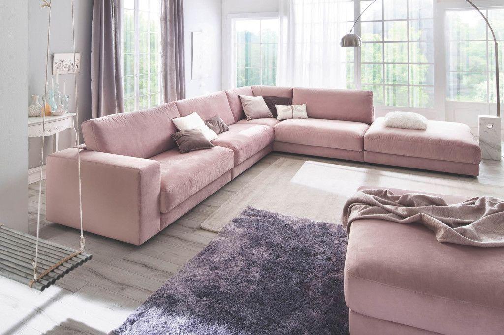 Candy Wohnlandschaft Sofa Couch Pink Mobel Mit Www Moebelmit