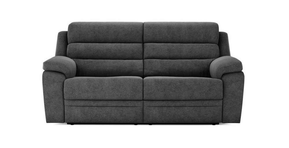 Allons 3 Seater Manual Recliner Benedict Dfs