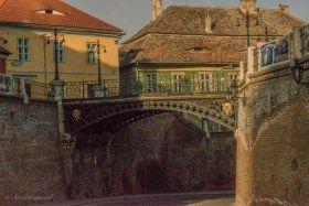 Podul Minciunilor (Liars Bridge) - Sibiu, Romania - 2015
