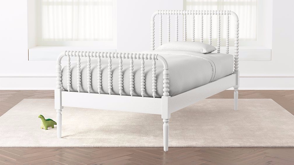 Jenny Lind Kids Bed (White) Crate and Barrel in 2020