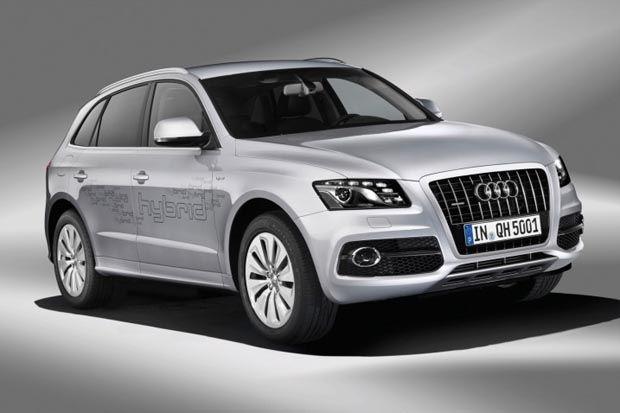 Audi Hybrid Cars Enviromentally Friendy Luxury