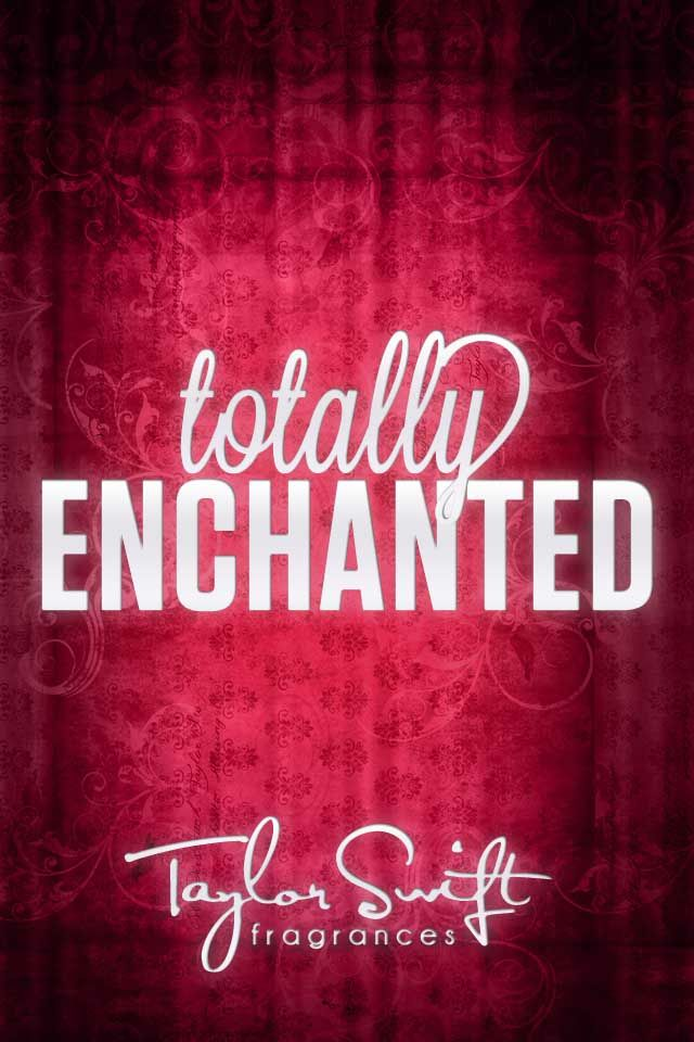 Are you totally #Enchanted about Taylor's RED tour? Use this as your phone background and hold it up when you are feeling #Wonderstruck at Taylor's concert!