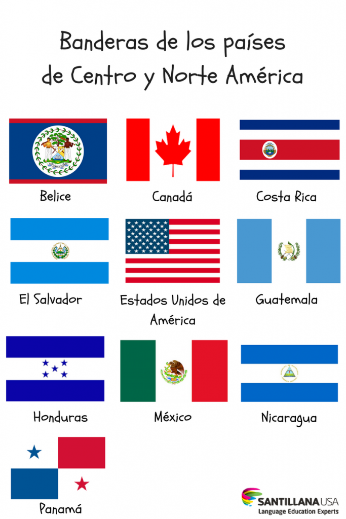 Pin by Vista Higher Learning on Infographics | Flag, Spanish