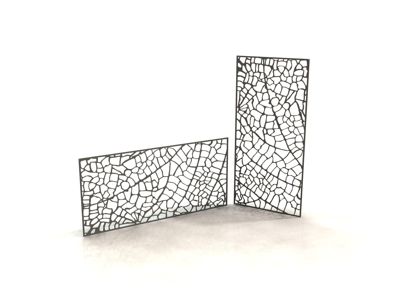 sappy panneau design d coupe laser laser cut panels racken racken metal made in france. Black Bedroom Furniture Sets. Home Design Ideas