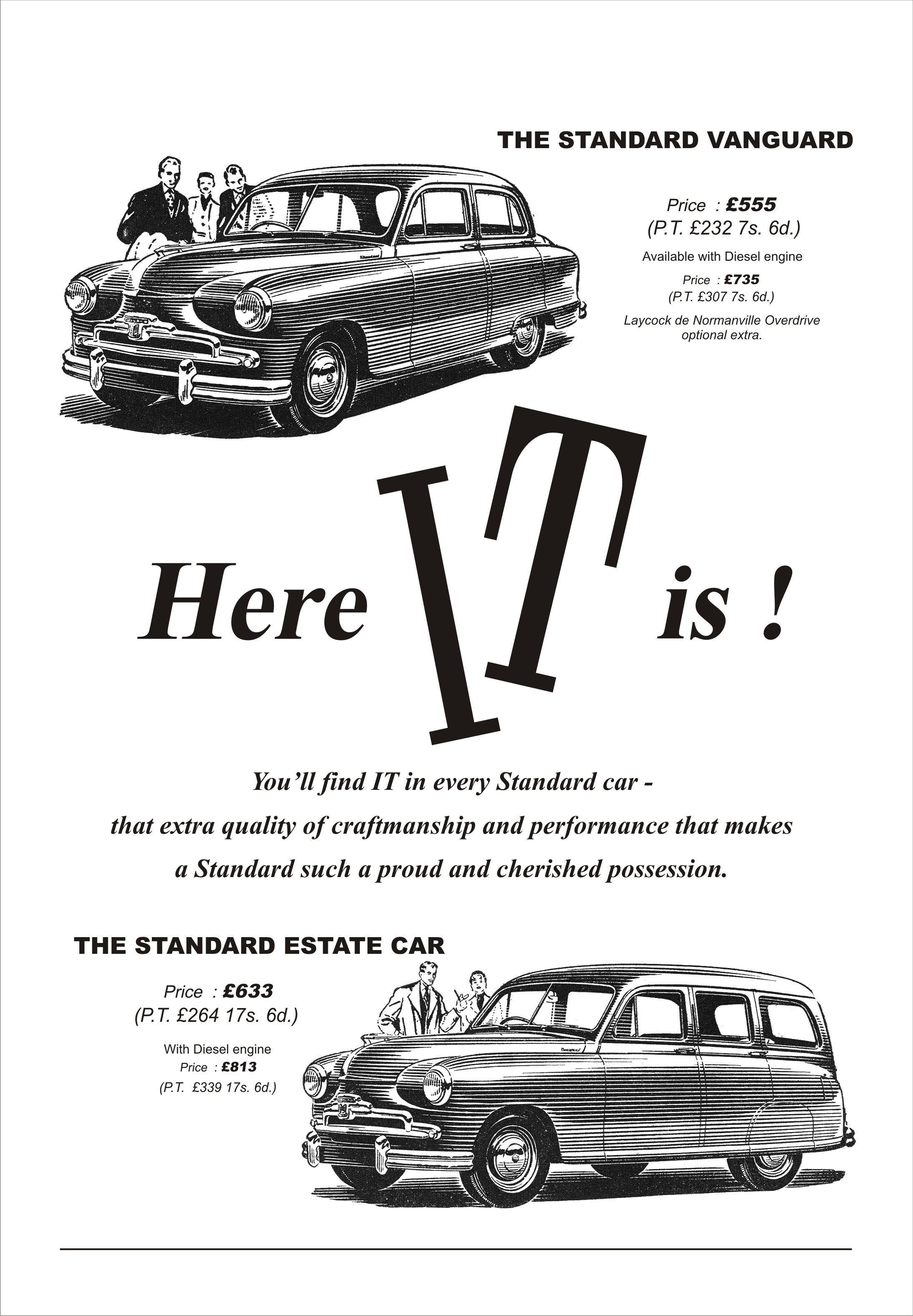 Car Advert Standard Range | Ad-Auto | Pinterest | Cars, Motor car ...
