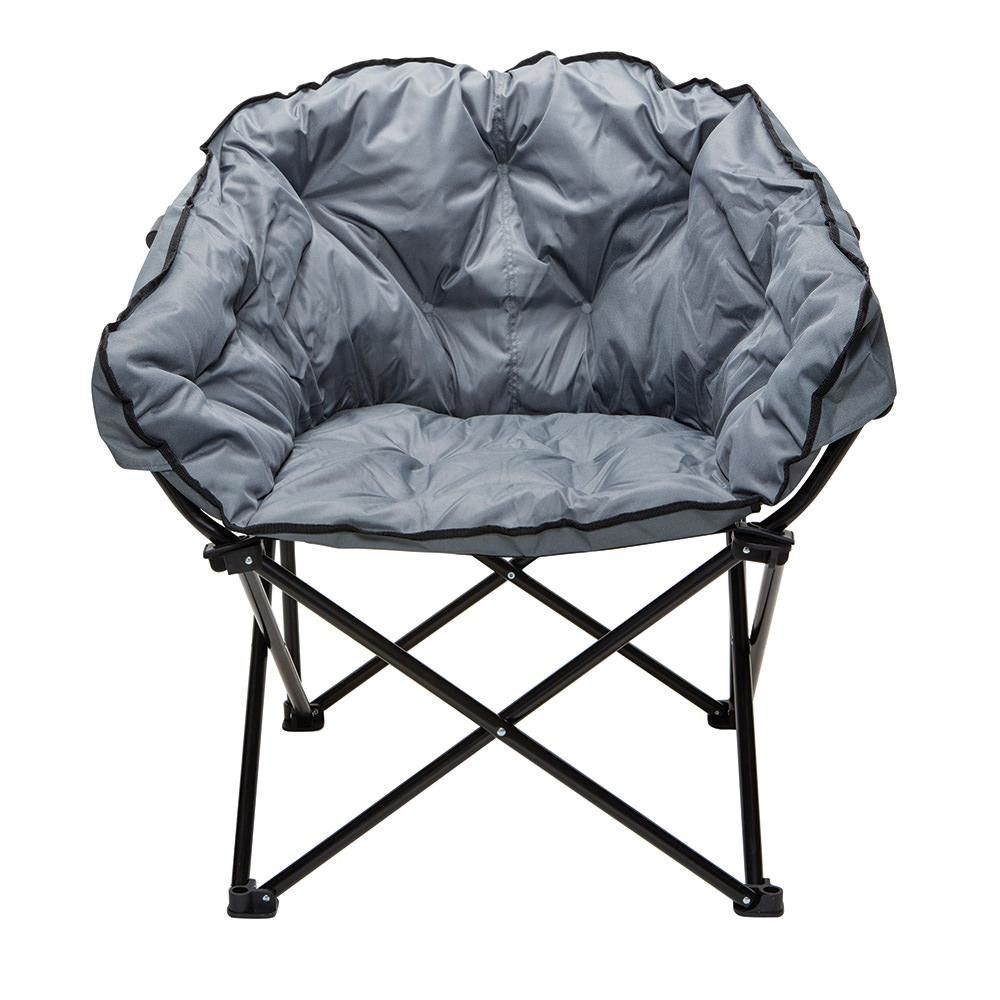 Charcoal Club Chair Camping chairs, Club chairs, Camping