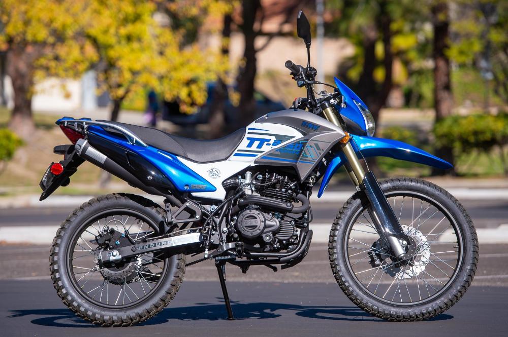 2020 CSC TT250 Review DIY DualSport Motorcycle in 2020