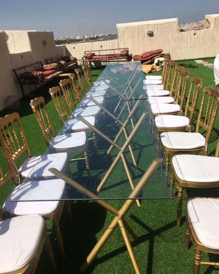 تأجير كراسي للمناسبات بالكويت 97587616 بيت الضيافة الكويت Outdoor Furniture Sets Outdoor Decor Outdoor Furniture