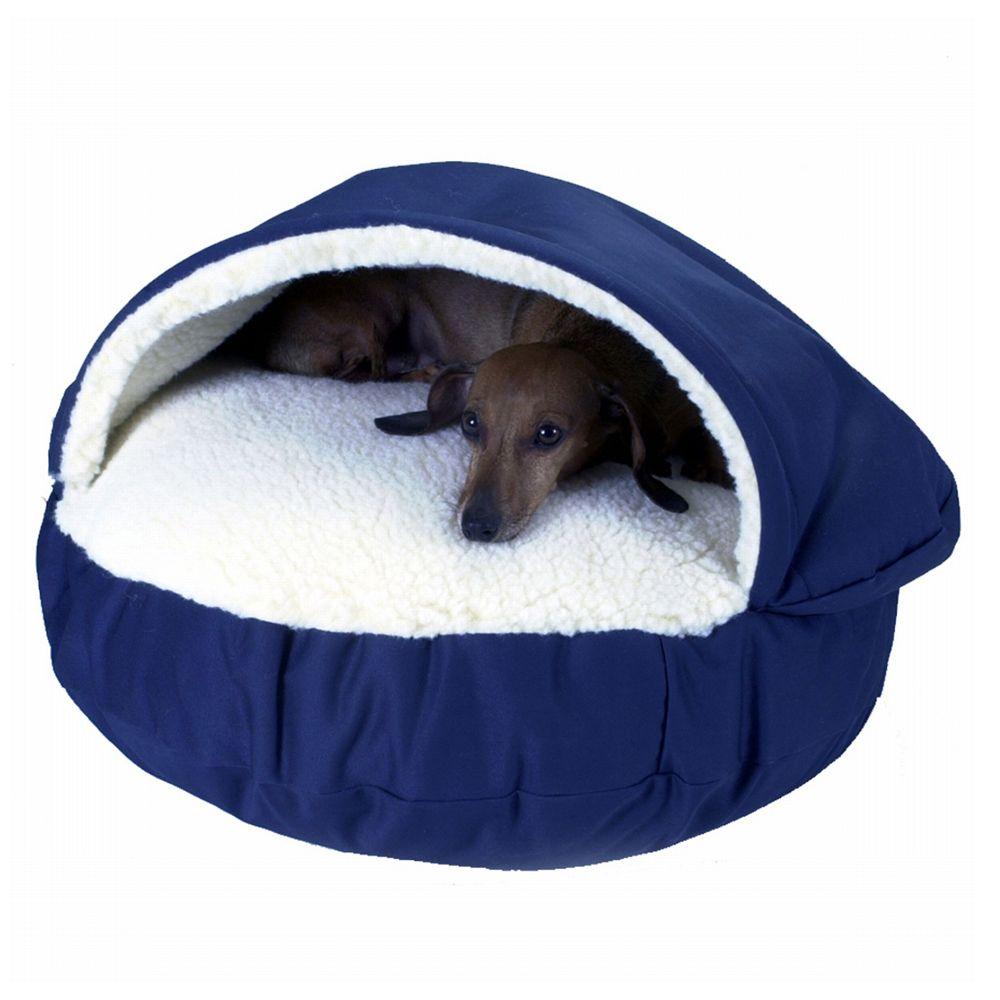 Snoozer Cozy Cave Pet Bed Dog Cuddler Beds Petsmart Cave