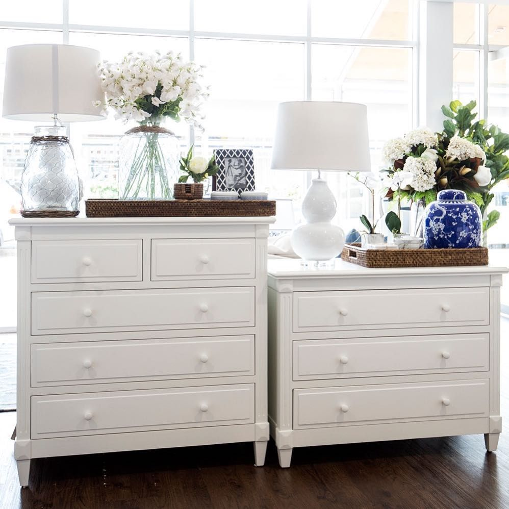 To Find A Chest Of Drawers In White Can At Times Be A Real