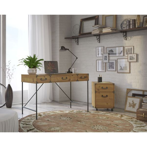 kathy ireland Office by Bush Furniture Ironworks 48-inch Wide