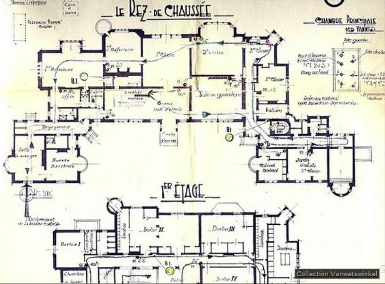 Chateau Miranda Is Here To Break Your Heart Castle Floor Plan How To Plan Chateau