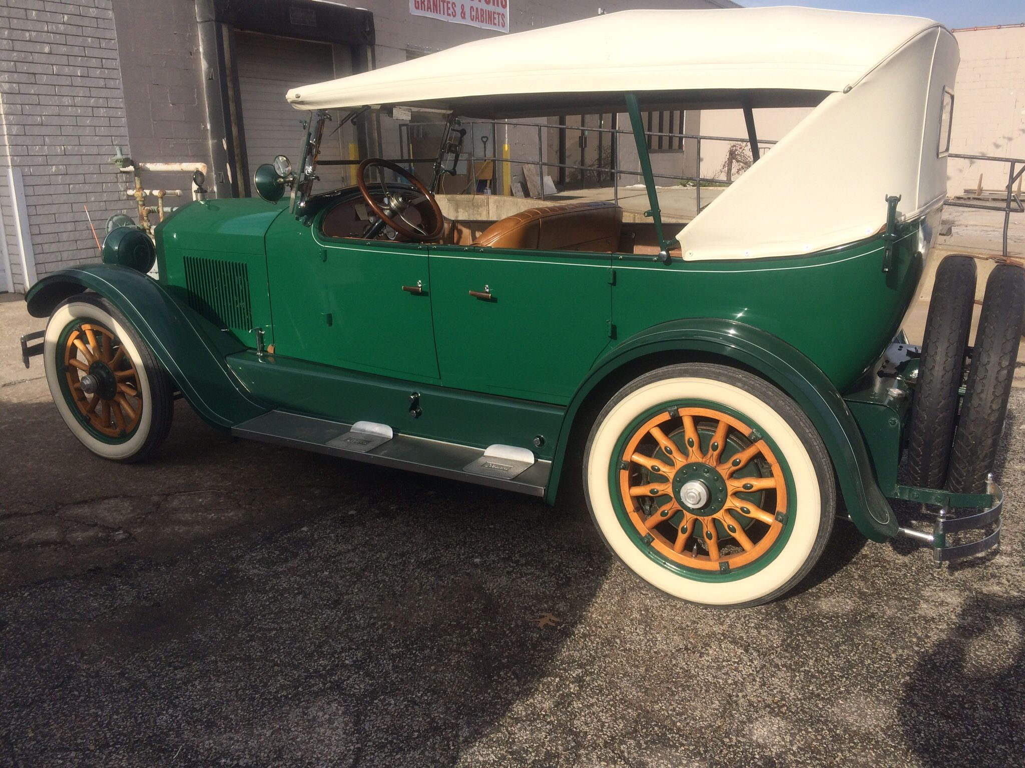 1924 Stearns Knight Classic cars, Touring, Antique cars