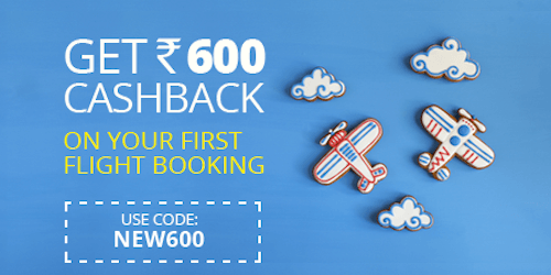 Now Latest Ixigo Coupons for 2017 Offers Rs 600 cashback on