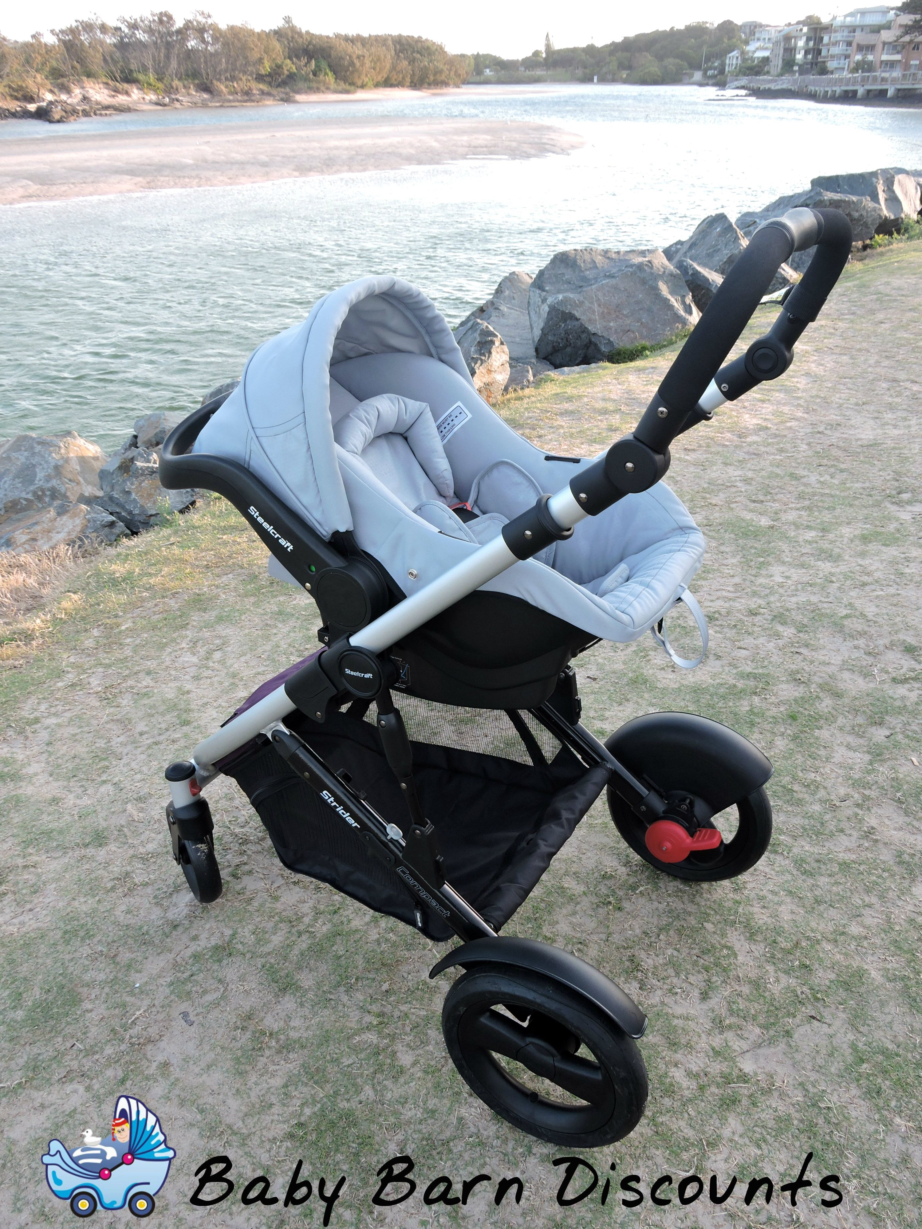 Steelcraft Strider Compact 2015 is Steelcraft carrier
