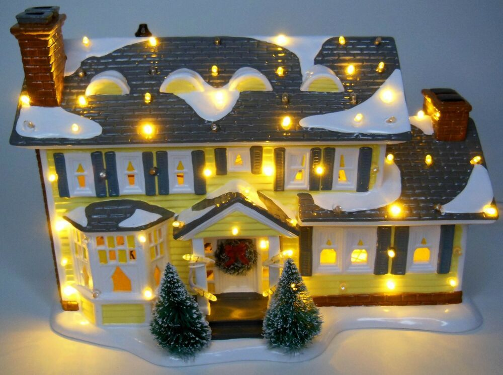 Details About New Department 56 National Lampoon Christmas Vacation Griswold Holiday House National Lampoons Christmas Vacation Lampoon S Christmas Vacation National Lampoons Christmas