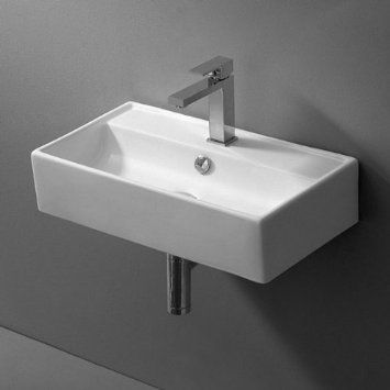 Keramik Waschbecken 4335 inkl Befestigungsmaterial   Keramik - Waschtische Für Badezimmer