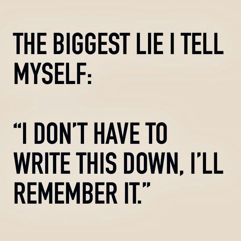 Superieur Funny Quotes · The Biggest Lie I Tell Myself
