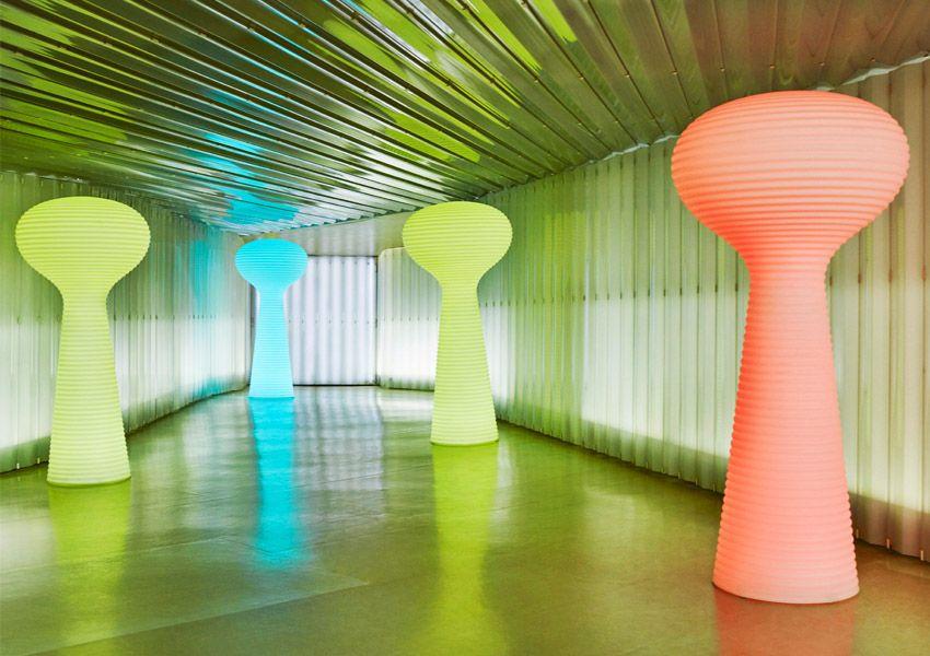 Lámpara Bloom | Muebles de exterior | Pinterest | Muebles de ...