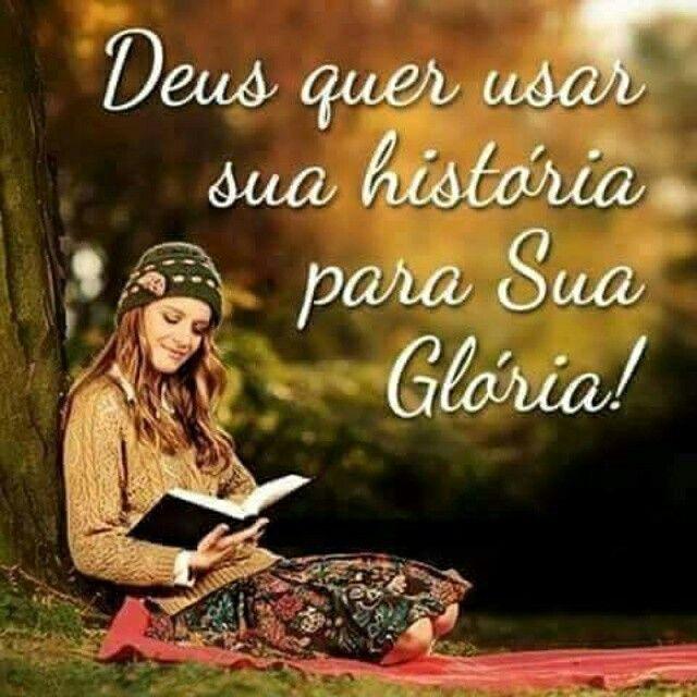 Deus pode mudar a sua Historia