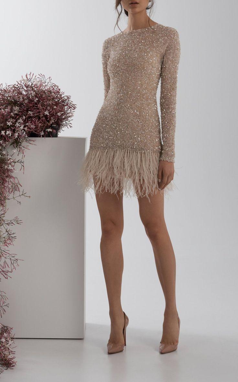 Photo of Nisha Mini Sequin Dress von Rachel Gilbert SS19 #Diy Fashion…