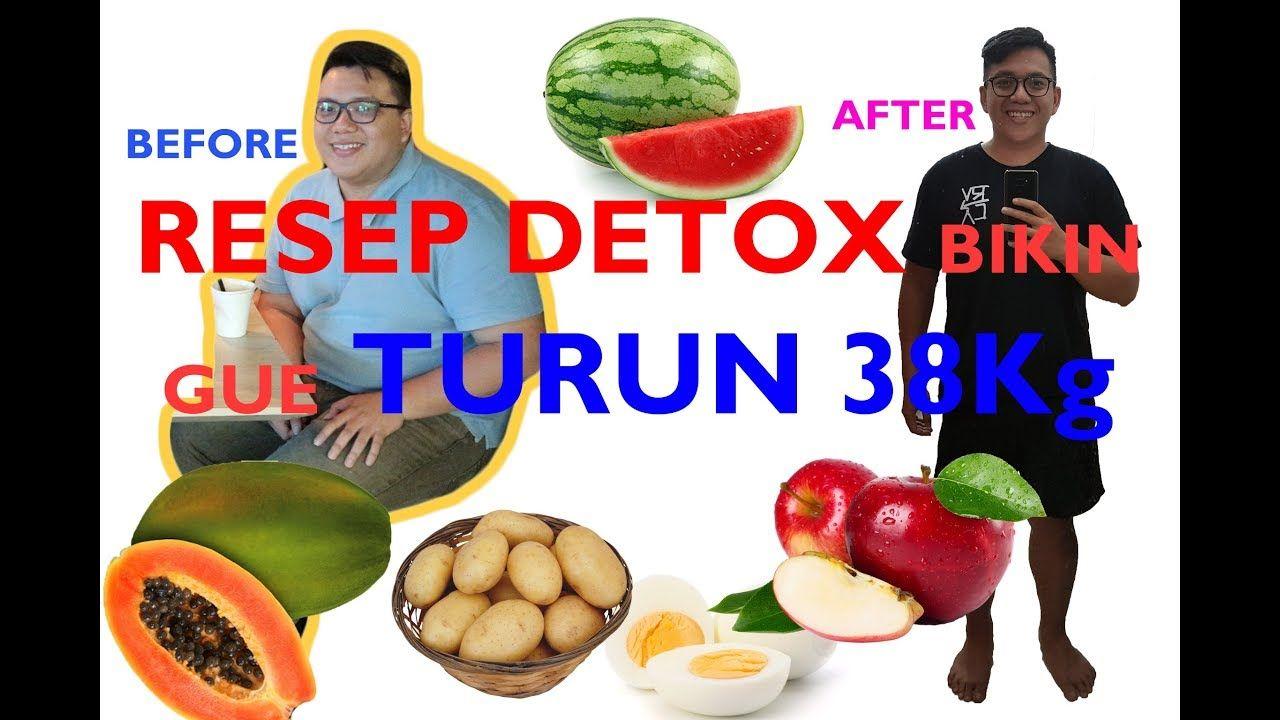 Diet Detox Diet Resep Detox Ngga Pake Ribet Part 2 Penyebab Gue Turun 38kg