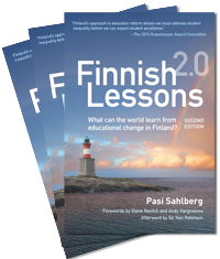 About Finnish Lessons Lesson Sociology Books Education Reform