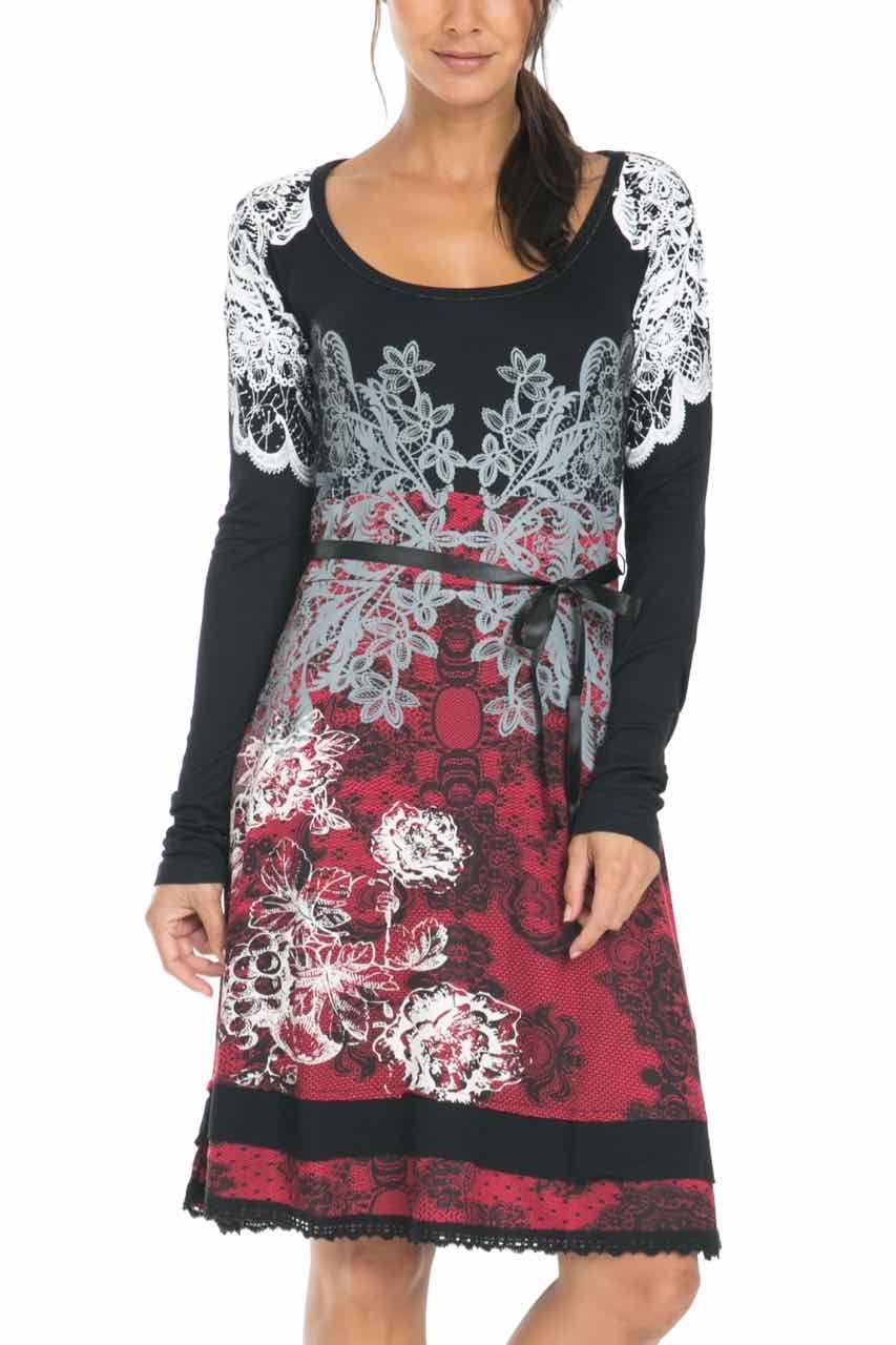 Desigual Dress Argaret Rep, Canada | Desigual Dresses | Pinterest ...