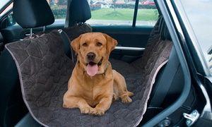 Protector de carro para mascota en tamaño y color a elección