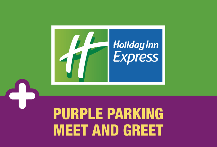 The purple parking meet and greet service at holiday inn express the purple parking meet and greet service at holiday inn express heathrow will have your holiday off to an easy start m4hsunfo