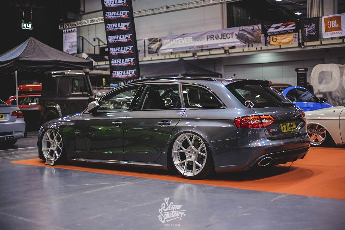 Rs4 On Rotiform Kps With Images Audi S6 Sports Wagon Audi Wagon