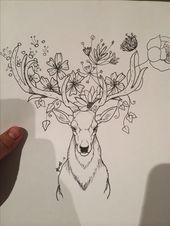 Forearm tattoo sketch :)