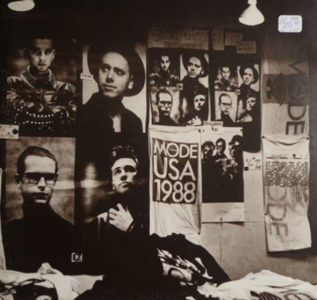 Pin By Lynn T On Music Depeche Mode Depeche Mode Live Depeche Mode Albums