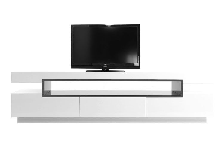 Mobile porta Tv dal design moderno n.44 | Arredare living | Pinterest