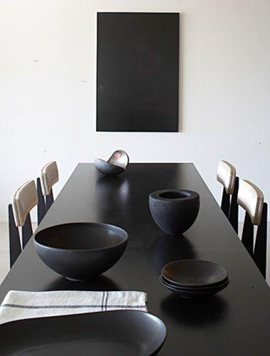 Studio Ko Black Amp White Voor Het Huis Interieur En Studio